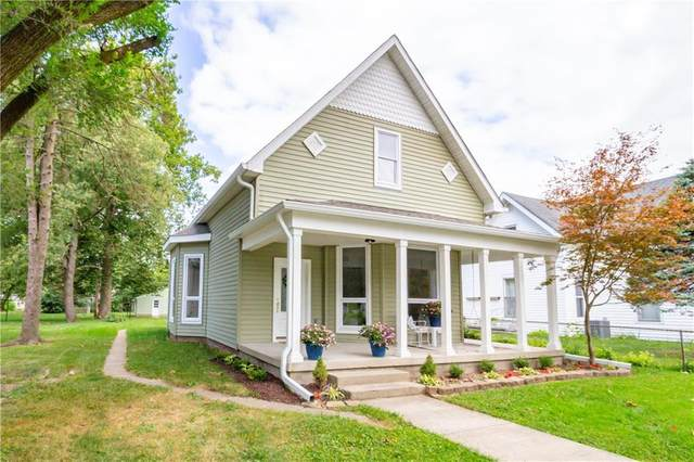532 N Spring Street, Greenfield, IN 46140 (MLS #21736120) :: Mike Price Realty Team - RE/MAX Centerstone