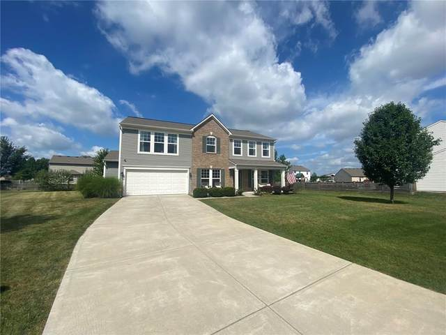 2188 Mcgregor Court, Avon, IN 46123 (MLS #21736122) :: Mike Price Realty Team - RE/MAX Centerstone