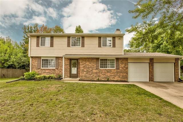 9512 Thornwood Drive, Indianapolis, IN 46250 (MLS #21736126) :: Mike Price Realty Team - RE/MAX Centerstone