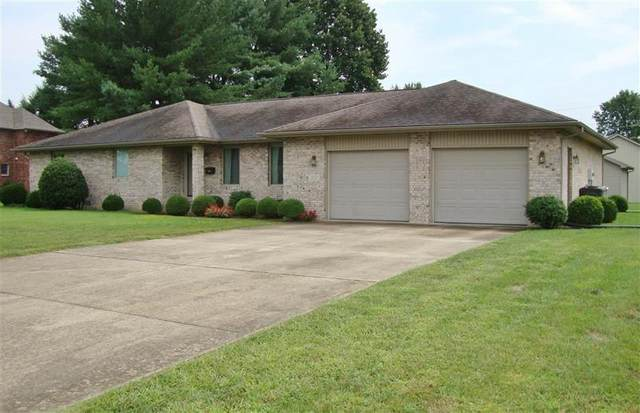 468 Manor Drive, Seymour, IN 47274 (MLS #21736131) :: David Brenton's Team