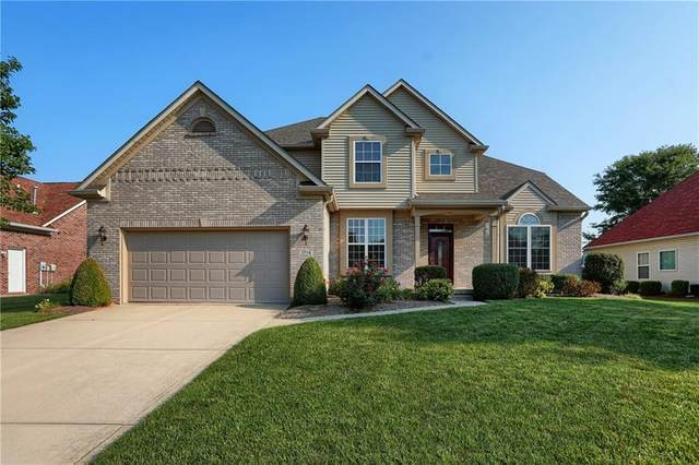 1714 Decourcy Lane, Franklin, IN 46131 (MLS #21736132) :: Mike Price Realty Team - RE/MAX Centerstone