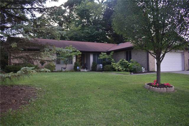 1648 N Forsythia Drive, Indianapolis, IN 46219 (MLS #21736141) :: Anthony Robinson & AMR Real Estate Group LLC