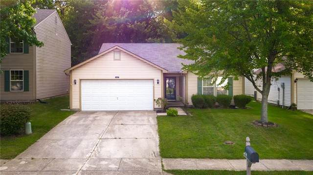 432 Speedway Woods Drive, Indianapolis, IN 46224 (MLS #21736168) :: Anthony Robinson & AMR Real Estate Group LLC