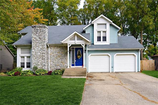 901 Vanceburg Drive, Indianapolis, IN 46241 (MLS #21736171) :: Mike Price Realty Team - RE/MAX Centerstone
