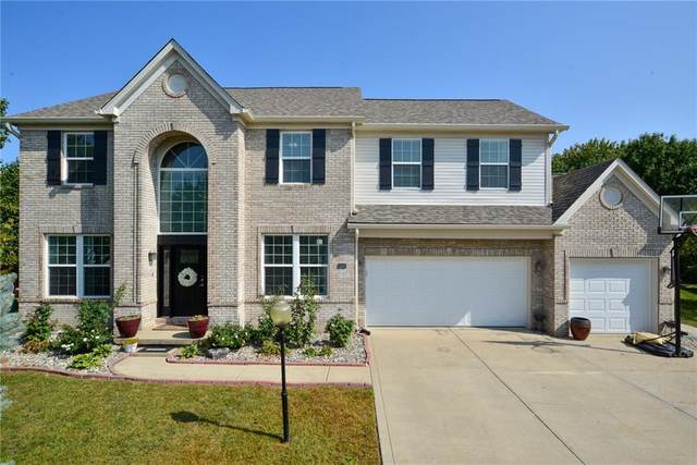 15741 Sundew Circle, Westfield, IN 46074 (MLS #21736172) :: HergGroup Indianapolis