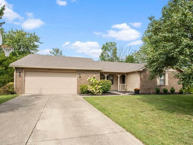 7660 Geist Valley Court, Indianapolis, IN 46236 (MLS #21736184) :: Dean Wagner Realtors