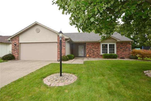 8474 Southern Springs Drive, Indianapolis, IN 46237 (MLS #21736198) :: Dean Wagner Realtors