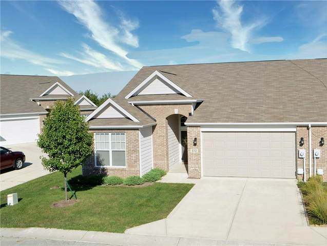 132 Coatsville Drive, Westfield, IN 46074 (MLS #21736204) :: David Brenton's Team
