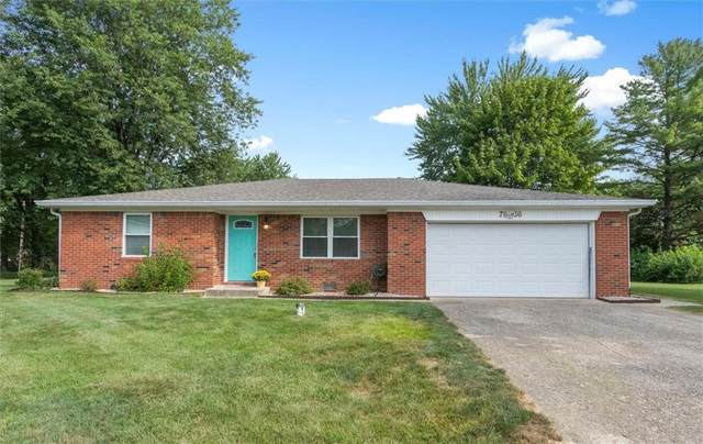7836 David Court, Brownsburg, IN 46112 (MLS #21736207) :: Mike Price Realty Team - RE/MAX Centerstone