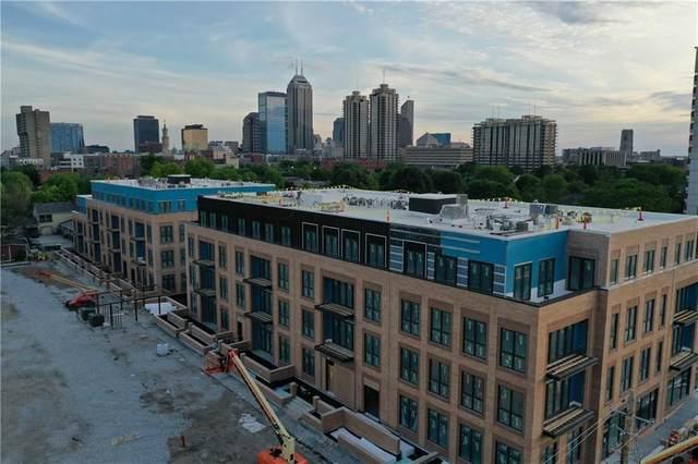 855 N East Street 402-B, Indianapolis, IN 46202 (MLS #21736209) :: Heard Real Estate Team | eXp Realty, LLC
