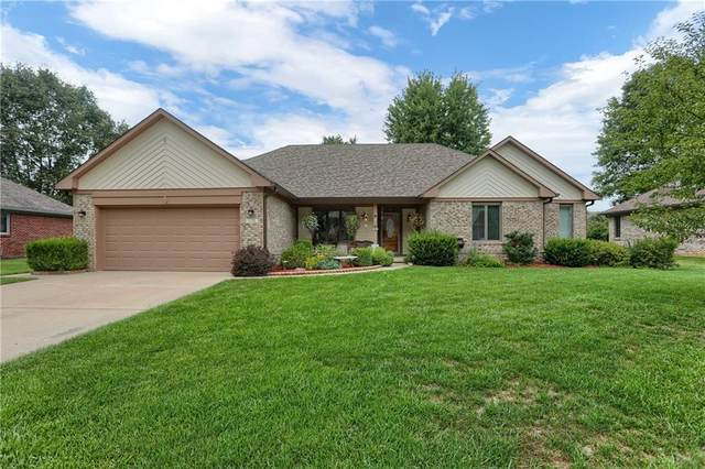 770 Viewpoint Drive, Plainfield, IN 46168 (MLS #21736212) :: Dean Wagner Realtors