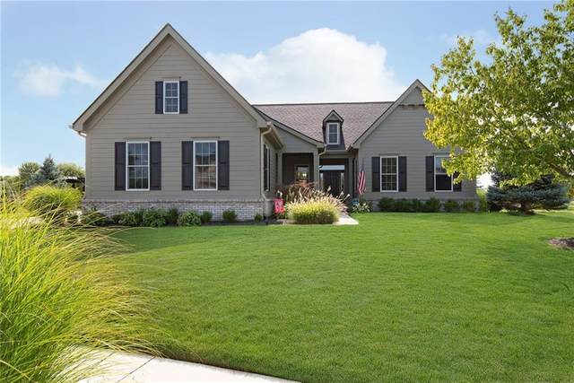 3950 Stonington Place, Zionsville, IN 46077 (MLS #21736216) :: Richwine Elite Group