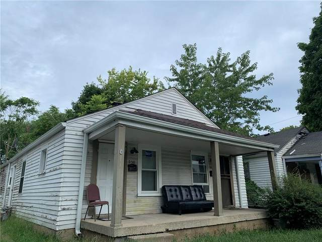 958/960 N Concord Street, Indianapolis, IN 46222 (MLS #21736218) :: Anthony Robinson & AMR Real Estate Group LLC