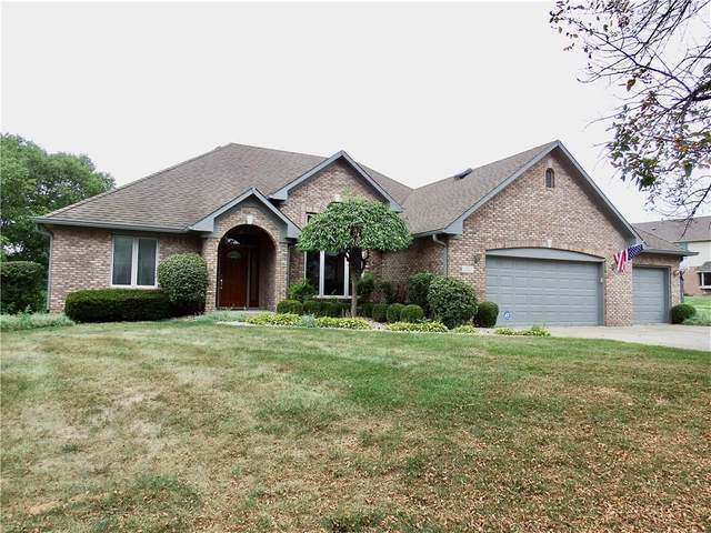 70 Racquet Court, Greenwood, IN 46142 (MLS #21736227) :: Mike Price Realty Team - RE/MAX Centerstone