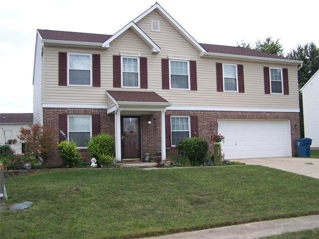 1409 Bank Place, Indianapolis, IN 46231 (MLS #21736237) :: Anthony Robinson & AMR Real Estate Group LLC