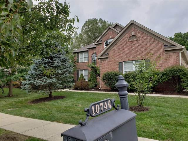 10744 Tallow Wood Lane, Indianapolis, IN 46236 (MLS #21736250) :: Richwine Elite Group