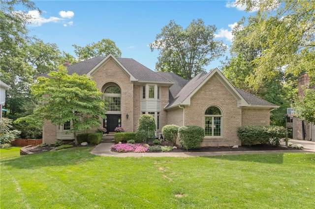 11217 Woods Bay Lane, Indianapolis, IN 46236 (MLS #21736258) :: AR/haus Group Realty