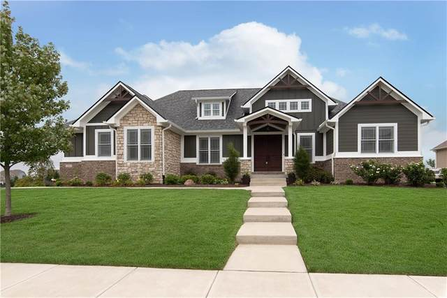 2883 Old Vines Drive, Westfield, IN 46074 (MLS #21736261) :: Mike Price Realty Team - RE/MAX Centerstone