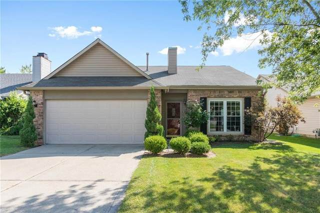 11313 Boston Way, Fishers, IN 46038 (MLS #21736264) :: Mike Price Realty Team - RE/MAX Centerstone