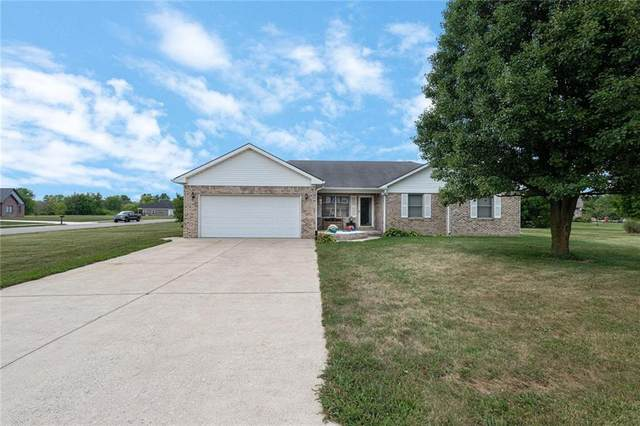 7752 Raspberry Lane, Coatesville, IN 46121 (MLS #21736265) :: Anthony Robinson & AMR Real Estate Group LLC