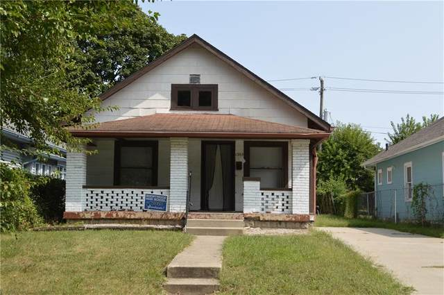 1363 N Kealing Avenue, Indianapolis, IN 46201 (MLS #21736267) :: AR/haus Group Realty