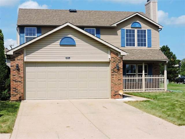 10810 Chenille Court, Indianapolis, IN 46235 (MLS #21736274) :: AR/haus Group Realty