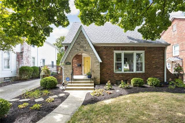 4740 Boulevard Place, Indianapolis, IN 46208 (MLS #21736286) :: Anthony Robinson & AMR Real Estate Group LLC