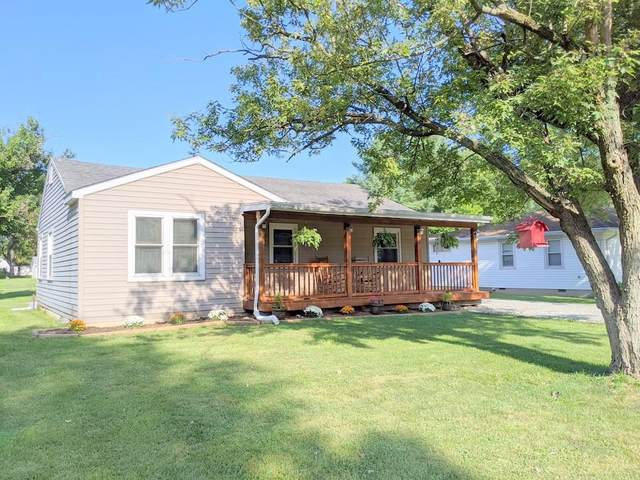 1917 Manger Lane, Anderson, IN 46011 (MLS #21736287) :: Mike Price Realty Team - RE/MAX Centerstone
