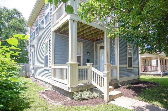 2516 N College Avenue, Indianapolis, IN 46205 (MLS #21736300) :: Anthony Robinson & AMR Real Estate Group LLC
