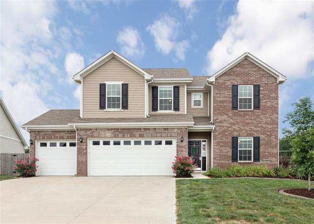 8286 Templederry Drive, Brownsburg, IN 46112 (MLS #21736302) :: Mike Price Realty Team - RE/MAX Centerstone