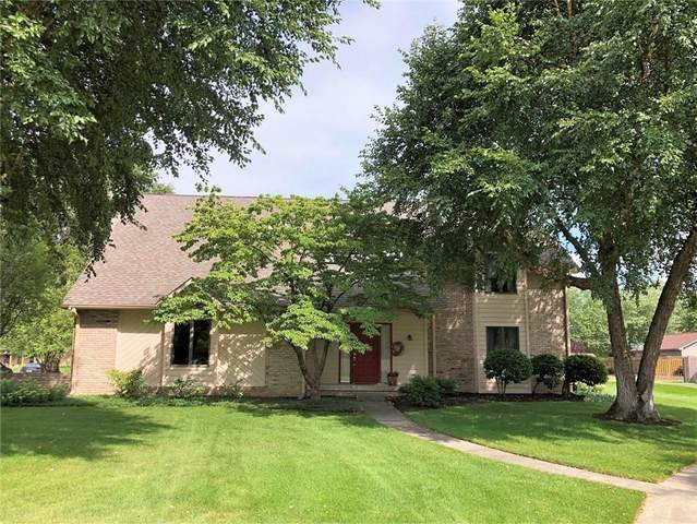 3523 Grange Court, Columbus, IN 47203 (MLS #21736303) :: Heard Real Estate Team | eXp Realty, LLC
