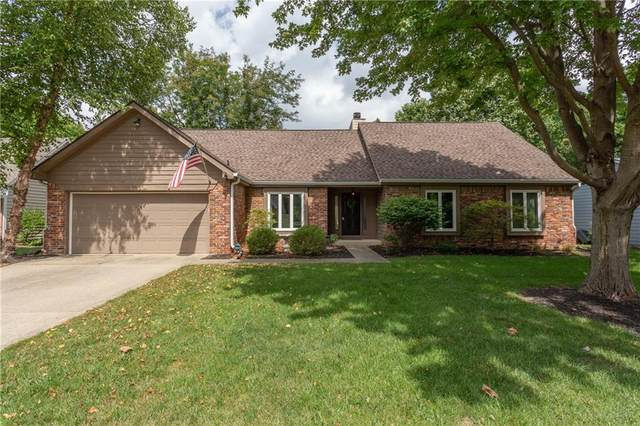 9914 Scotch Pine Lane, Indianapolis, IN 46256 (MLS #21736309) :: Anthony Robinson & AMR Real Estate Group LLC