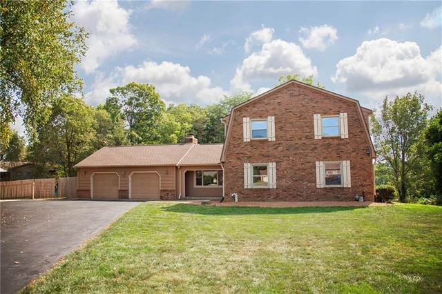 4953 Hillcrest Court, Avon, IN 46123 (MLS #21736316) :: Mike Price Realty Team - RE/MAX Centerstone