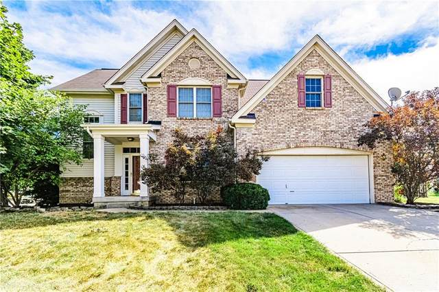 1451 Red Dunes Run, Avon, IN 46123 (MLS #21736326) :: Mike Price Realty Team - RE/MAX Centerstone