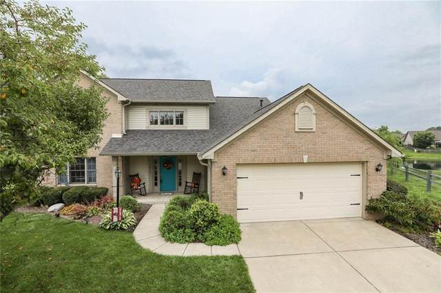 1014 Sugar Maple Drive, Greenwood, IN 46143 (MLS #21736331) :: Mike Price Realty Team - RE/MAX Centerstone