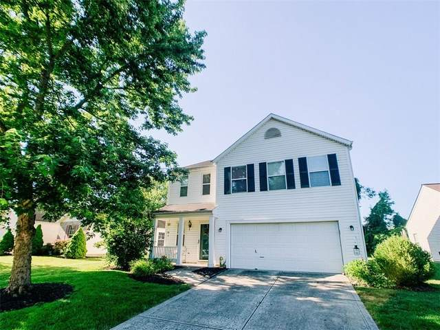 6613 Camarillo Court, Indianapolis, IN 46278 (MLS #21736334) :: Richwine Elite Group