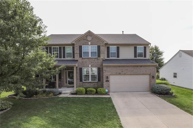 1049 Astoria Court, Greenwood, IN 46143 (MLS #21736337) :: Dean Wagner Realtors
