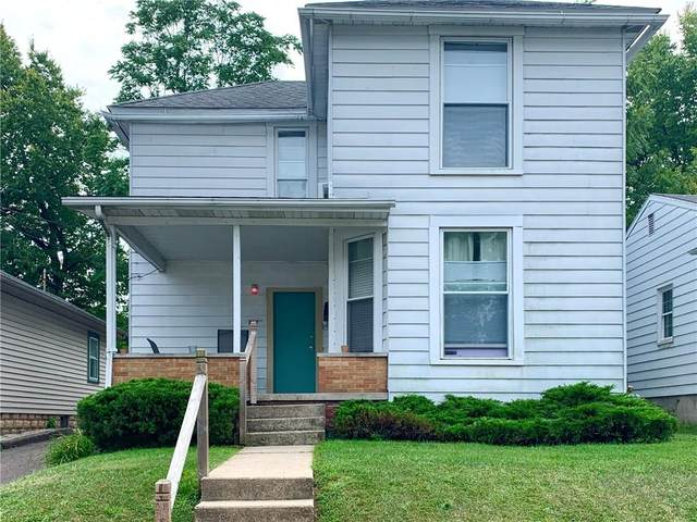 709 W Queen Street, Muncie, IN 47303 (MLS #21736341) :: The ORR Home Selling Team