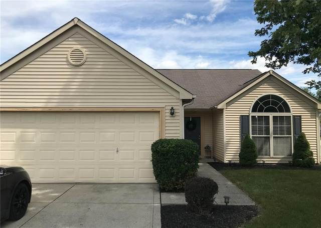 3918 Zeenat Court, Indianapolis, IN 46254 (MLS #21736350) :: Anthony Robinson & AMR Real Estate Group LLC