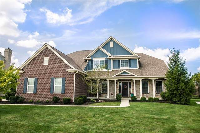 16477 Stonewolf Boulevard, Noblesville, IN 46060 (MLS #21736359) :: AR/haus Group Realty