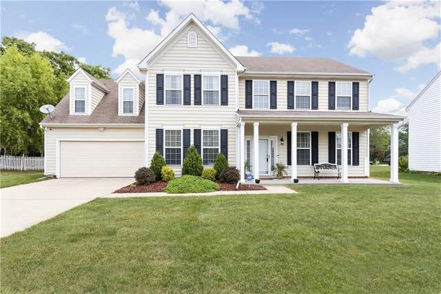 10200 Watkins Court, Avon, IN 46234 (MLS #21736361) :: Anthony Robinson & AMR Real Estate Group LLC