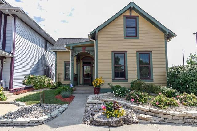435 Fulton Street, Indianapolis, IN 46202 (MLS #21736367) :: Mike Price Realty Team - RE/MAX Centerstone