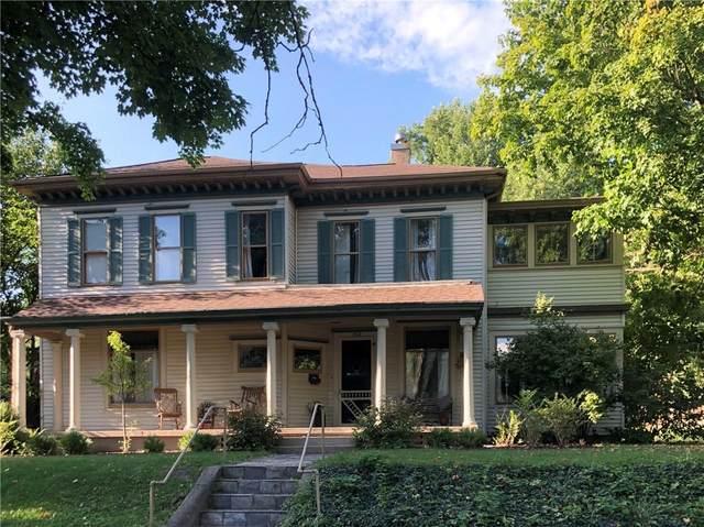702 W Main Street, Crawfordsville, IN 47933 (MLS #21736370) :: Heard Real Estate Team | eXp Realty, LLC