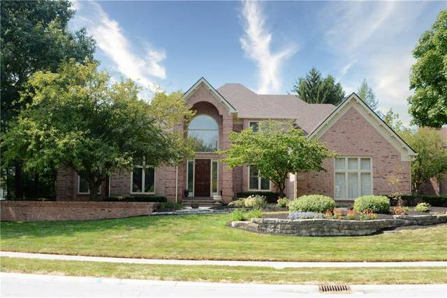 13638 Smokey Ridge Place, Carmel, IN 46033 (MLS #21736372) :: The ORR Home Selling Team