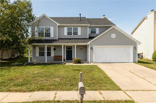 6062 Sandcherry Drive, Indianapolis, IN 46236 (MLS #21736391) :: Mike Price Realty Team - RE/MAX Centerstone