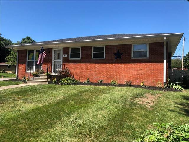 5456 Meadowood Drive, Speedway, IN 46224 (MLS #21736397) :: Mike Price Realty Team - RE/MAX Centerstone