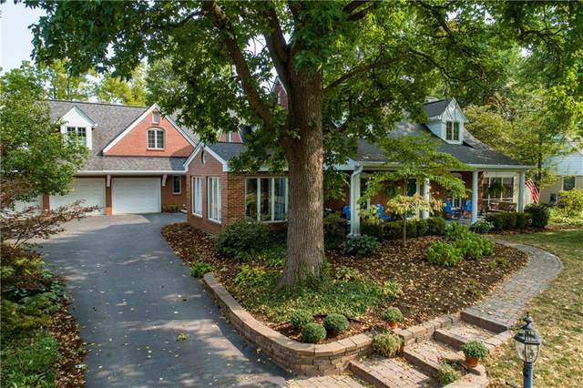 3940 E 58th Street, Indianapolis, IN 46220 (MLS #21736404) :: The ORR Home Selling Team