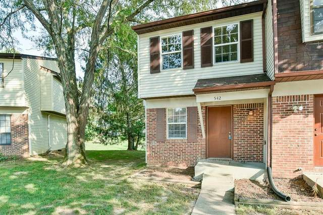 542 E Graham Place, Bloomington, IN 47401 (MLS #21736416) :: Anthony Robinson & AMR Real Estate Group LLC