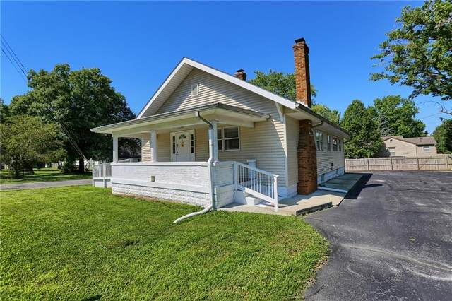4124 Shelby Street, Indianapolis, IN 46227 (MLS #21736436) :: Mike Price Realty Team - RE/MAX Centerstone