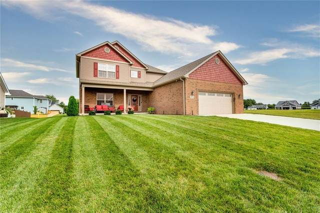 3074 Hickory Lane, Lapel, IN 46051 (MLS #21736439) :: Heard Real Estate Team | eXp Realty, LLC